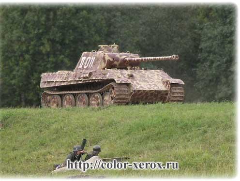 Танки пантера лучший танк вермахта